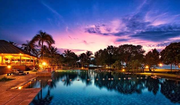 Wisata Tanjung Lesung Banten