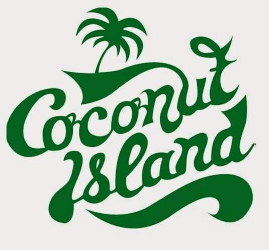 Logo Wisata Coconut Island Carita
