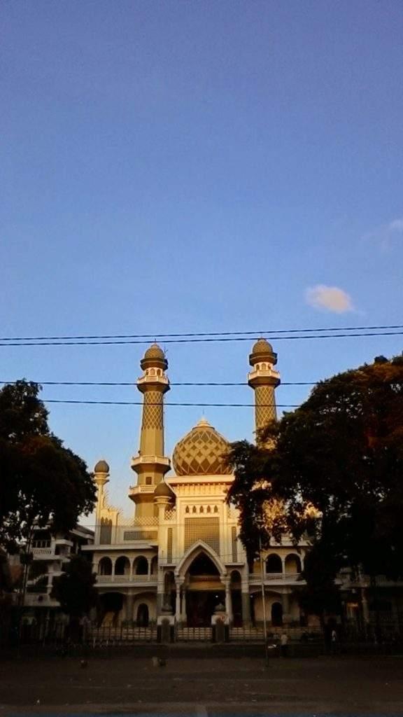 masjid gede