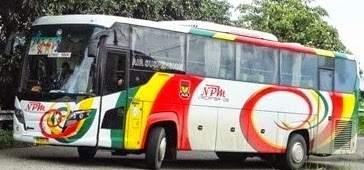 harga tiket Bus NPM jurusan padang, Bukittinggi, jakarta, Medan, Jambi