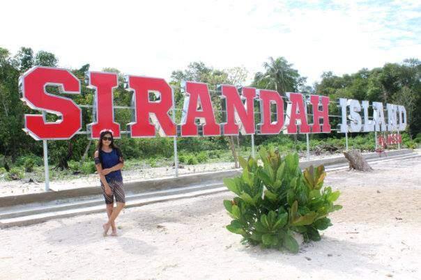 Sirandah island west sumatra mentawai island