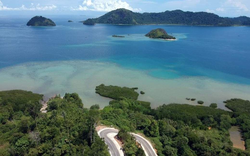 Onde Mandeh Island Raja Ampat Sumatra and Beyond